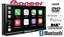 Pioneer AVH-Z9100DAB 2-DIN Bluetooth DAB CarPlay Android Auto HDMI DVD Autoradio