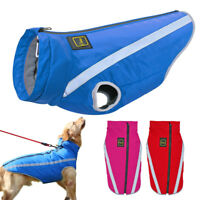 Large Dog Coat Winter Reflective Jacket Clothes Waterproof Apparel Extra Large