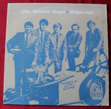 The beach Boys, wipe out, LP - 33 Tours