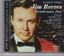(FX910) Jim Reeves - Country Gentleman - 1996 CD