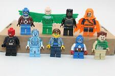 Lego Marvel Super Heroes / Superhelden / Alte & Neue Minifiguren / Sammlung