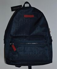 Tommy Hilfiger Signature Blue Handbag 6931307 423 Designer Backpack $98.00