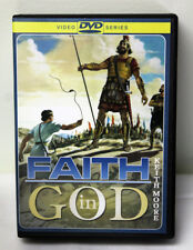Faith in God by Keith Moore 11 Message DVD Set - Great Condition!