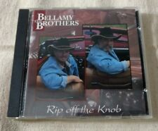 Bellamy Brothers : Rip Off the Knob CD 1993 CDI 9109