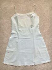 Womens Light Blue Slip - Bali Fischer Collection - Size 34/Small