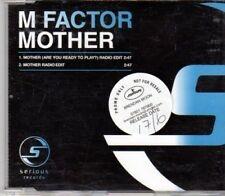 (DH580) M Factor, Mother - 2002 DJ CD