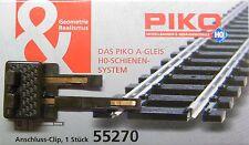 PIKO H0 55270 - Anschluss-Clip mit Endstörkondensator - NEUWARE