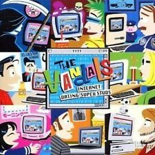 The Vandals Internet Dating Super Studs CD NEW 2002 U.S. Punk Kung Fu