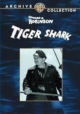 TIGER SHARK - (B&W) (1932 Edward G. Robinson) Region Free DVD - Sealed