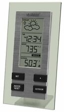 La Crosse Technology WS-9215U-IT Wireless Forecast Station with Clear Frame