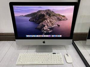 """Apple iMac 21.5"""" 4K Retina 2019 1TB HDD 8GB Ram 3.6GHz Core i3 AMD Pro 555X 2GB"""