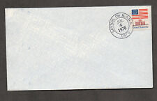 US #1622, Money Order Window Service, Dayton, Ohio. Flag 1976 MOWS cancel
