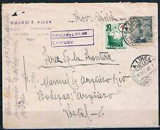 1949.- LA LINEA DE LA CONCEPCION A JEREZ DE LA F.
