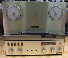 REVOX A77HS MkII Reel to Reel Tape Deck, Half Track Stereo, 15 & 7.5 ips