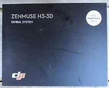 DJI Zenmuse H3-3D 3-Axis Gimbal for GoPro HERO3/3+ (Phantom 2) New! Free Ship!