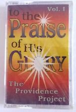 Praise of his Glory Providence Project WORSHIP CASSETTE CHRISTIAN MUSIC Jesus