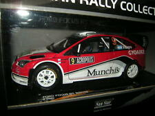 1:18 Sun Star Ford Focus RS wrc08 rally acropolis 2009 #9 OVP