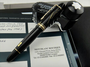 MONTBLANC Meisterstück 149 The Power to Write Tun Dr. Mahathir Unicef 2007 FP F