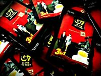 G7 Instant 3-In-1 Vietnamese Coffee 100 Sachets x 16 g