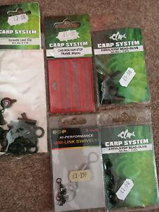 CLARKE & ESP 5 ITEMS
