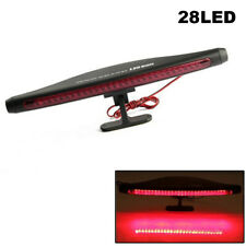 ABS 12V Auto Car Tail Brake Lights Bar Red LED High Mount Stop Rear Warning Lamp