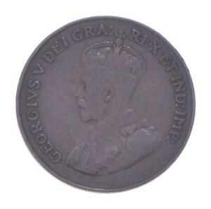 Better - 1923 Canada 1 Cent *524