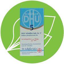 Schüßler Salz Nr.5 Kalium phosphoricum D6 DHU Globuli PZN 10545901