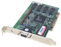 S3 TRIO64V PCI 2MB Drachme ST-765C Carte Graphique