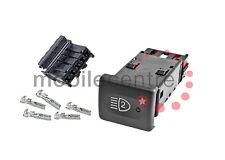 Land Rover Td5 Defender YUG000540LNF front fog light switch YPC10523 & connector