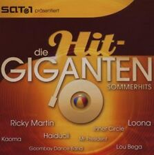 La hit giganti-VOL. 05-Estate HITS * New 2cd Set * NUOVO *