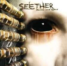 Seether - Karma And Effect Nouveau CD