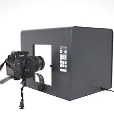 PROFESSIONAL PHOTO STUDIO KIT PORTABLE RGB LED 27CM LIGHT BOX TENT PHOTOGRAPHY