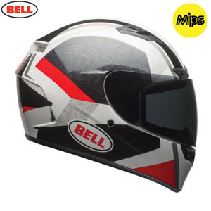 BELL Reactolite 2019 Transition Visor Street Qualifier DLX Mips Motorbike Helmet
