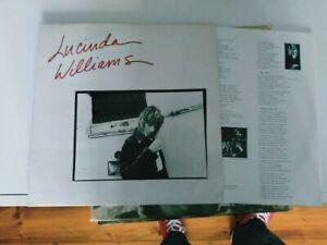 """Lucinda Williams : Lucinda Williams VINYL 12"""" Album (2014)"""