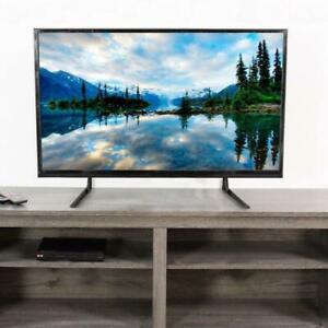 "Adjustable Universal TV Stand Base Mount for 22"" -  65"" Samsung LG Vizio Sony"