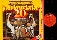 LP--KLAUS UND FERDL JODELN WIEDER  D KASERMANDLN