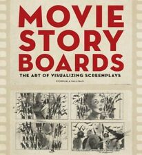 Movie Story Boards Book-The Art of Visualizing Screenplays by Fionnuala Halligan