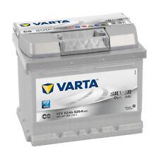 VARTA Silver Dynamic Autobatterie C6 12V 52Ah ers. 36 41 43 44Ah 50Ah 552401052