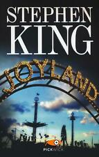 Stephen King Pickwick Joyland Copertina flessibile Libro Sperling & Kupfer