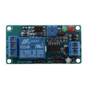 SRD-12VDC-SL-C NC timer with 12V DC timing control L4G9