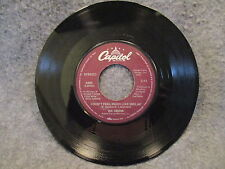"""45 RPM 7"""" Record Dr. Hook Years From Now & I Dont Feel Much Like Smilin 4885"""