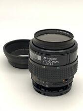 Nikon AF Nikkor 35-70mm f/3.3-4.5 Zoom Lens - Made in Japan