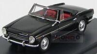 Innocenti 950S Spider 1962 Black Matrix 1:43 MX30902-011 Model