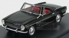 Innocenti 950S Spider 1962 Black Matrix 1:43 MX30902-011 Model