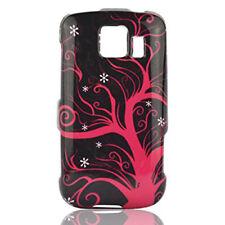 For LG Optimus S LS670 Optimus U Otimus V Hard Case Snap on Cover Midnight Tree