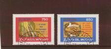 Europa Cept 1995 Vatikan gestempelt