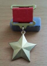 Held der Sowjetunion - Sowjetischer Orden Auszeichnung Ehrenzeichen USSR UdSSR