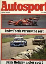 Autosport June 1st 1978 *Acropolis Rally & Mugello F2*