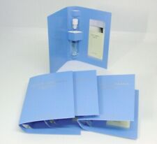 Dolce & Gabbana  Perfume  LIGHT BLUE EDT  Perfume Sample Splash .05 oz FRESH x 3