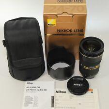 Nikon AF-S 24-70mm 2,8G IF-ED Nano/gut erhalten/Check&Clean 10.10.18/Fotohändler